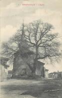 01-195  CPA   HAUTEVILLE  L'église     Belle Carte 2 SCANS - Hauteville-Lompnes