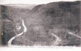 Chatel-Montagne - Vallée De La Besbre, Vue Du Dos De L'Ane - Très Beau Plan Animé - France