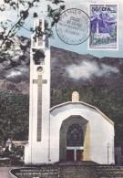 Réunion - Carte Maximum - Storia Postale