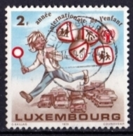 LUXEMBURG Mi. Nr. 996 O (A-2-6) - Luxembourg