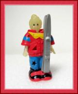 Figurine Quick : La Skieuse - McDonald's
