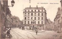 Besançon CLB 123 Rails Tramway Place Bacchus - Besancon