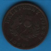 NOVA SCOTIA Province - 1/2 Penny 1832 HALF PENNY TOKEN - Royal / Of Nobility
