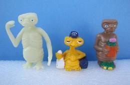ET L'extraterreste : Fluorescant - Avec Un Pot De Fleur - Réparateur De Téléphone - Figurines