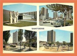 A297/081 93 - SAINT DENIS ( Automobile - Voiture ) - Frankreich