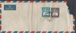 Pakistan Airmail 1958 HUMAN RIGHTS DAY Postal History Cover - Pakistan