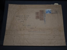 JAPON - Env Grand Format Pour Paris Par La Sibrie - 1929 - A Voir - P19450 - 1926-89 Empereur Hirohito (Ere Showa)