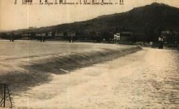 CPA  (57)   METZ  -  La Digue De Wadrineau - Metz