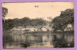 Brazzaville (Congo Francese) - Village Sur Le D'Jouè - Brazzaville