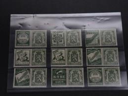 BELGIQUE - Plaquette De Timbres Publicité - A Bien étudier - P19455 - Werbung