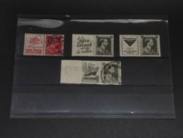 BELGIQUE - Plaquette De Timbres Publicité - A Bien étudier - P19459 - Werbung