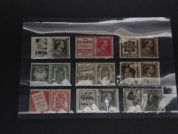 BELGIQUE - Plaquette De Timbres Publicité - A Bien étudier - P19460 - Werbung