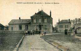 SOISY SUR ECOLE(ESSONNE) ECOLE - France