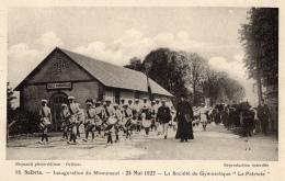 41 LOIR ET CHER - SALBRIS Inauguration Du Monument, 25 Mai 1922 (voir Descriptif) - Salbris