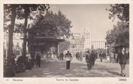 España--Barcelona--Rambla De Canaletas--Antigua Cafeteria - Hoteles & Restaurantes