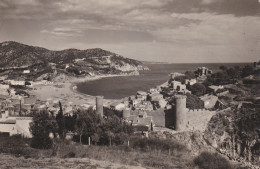 España--Tossa De Mar--Vista General-Castillo-----Tossa A, Leopolohkaol - Castillos