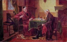 CPA Jeu échecs Chess Non Circulé - Echecs