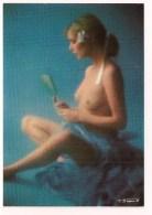 Tony Stone : Photo Artistique - Jeune Femme Au Miroir - - Photographie