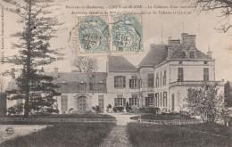 CIREY SUR BLAISE - TRES BEAU 1ER PLAN DU CHATEAU - COUR INTERIEUR - SEJOUR DE VOLTAIRE(1733-1740) - 2 SCANNS - TOP !!! - Autres Communes