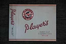 """Etui à Cigarette  , 20 Cigarettes ,  """"  VIRGINIA TOBACCO """", John Player And  Son, ENGLAND - Empty Cigarettes Boxes"""