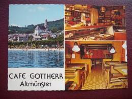 AUSTRIA / ALTMÜNSTER / CAFÉ GOTTHERR / 1970 - Austria