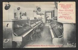 COGNAC Pianos Henri DEGORCE Rue D'Angouleme () Charente (16) - Cognac