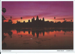 Asie > Cambodge CAMBODIA  Siem Reap ANGKOPR WAT   *PRIX FIXE - Cambodge