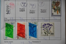 6 ++ BOOKLET WITH STAMPS ++ GERMANY DEUTSCHLAND ++ USED AND MNH - Postzegels