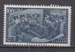 PGL CW467 - TRIESTE AMG-FTT SASSONE N°29 * - 7. Trieste