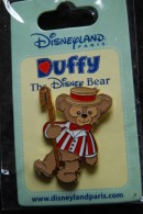 DLRP - Duffy - Dancing In Victorian Hat And Cane   Open Edition - Disney