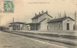 PARCOUL-MEDILLAC  - GARE - Otros Municipios