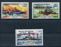 !!! WALLIS & FUTUNA SERIE N°210/12 NEUVE ** - Unused Stamps