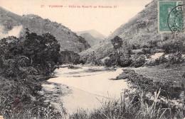 Yunnam Vallée Du Nam-Ti Au Kilomètre 22 Carte Indochine Viet Nam - Viêt-Nam