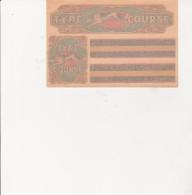 STICKERS TYPE VEL DE COURSE .NEUF -ANNEE 1950 - Plaques Publicitaires