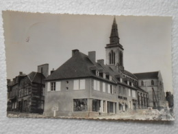 CP 50 PERCY - Boulangerie Graineterie - Route De La Mairie Direction  Villedieu 9km St Hilaire Du Harcouet 44 Km - Andere Gemeenten