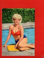 Femme - Pin Up - Maillot De Bain - Jayne Mansfield - Pin-Ups
