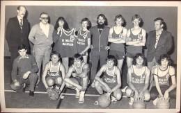 Foto  Photo - Basketbal Ploeg - De Walrus - Kadetten  - Maldegem - Photos