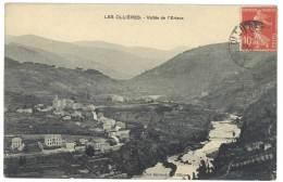 Cpa Les Ollières - Vallée De L'Erieux - France
