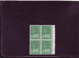 N°1893 -C1a - Coin Daté De Carnet 0,80F BEQUET - Presse 7 - Gomme Mate - 27.08.1976 - (Ex N° 2) - 1970-1979