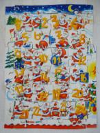 KINDER : Lot De 3 Puzzles En Carton Détails Sur Les Scans - Puzzles
