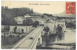 Cpa Les Ollières - Vallée De L'Erieux ( Eyrieux ) - France
