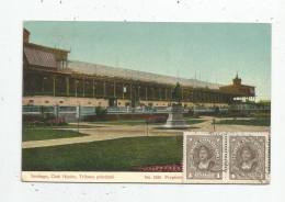 G-I-E , Cp , CHILI , SANTIAGO , Club Hipico , Tribuna Principal , Voyagée 1921 - Chili