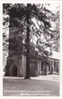 New York Hyde Park Saint James Episcopal Church Real Photo