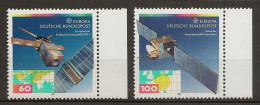 Allemagne Fédérale YT 1358-1359** - Space