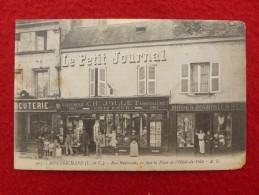 MONTRICHARD PARFUMERIE COIFFEUR CHAPELLERIE CHARLES JOLLET RUE NATIONALE - Montrichard