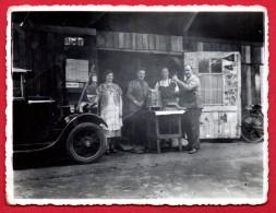 Mécaniciens Au Travail. Atelier à Situer. 1939 - Métiers