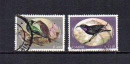 Zambia    1994  .-  Y&T  Nº   590 - 594 - Zambia (1965-...)