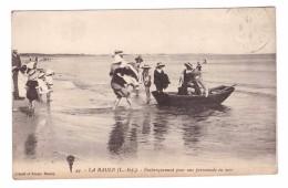 44 La Baule Embarquement Pour Une Promenade En Mer - La Baule-Escoublac