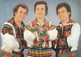 44214- ION, NICOLAE AND CONSTANTIN DOLANESCU BROTHER, FOLKLORE MUSIC SINGER - Music
