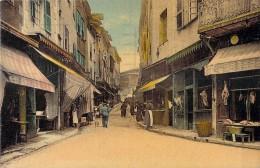 87 LIMOGES / RUE A IDENTIFIER / COMMERCES - Limoges